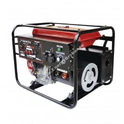 Бензиновый сварочный генератор ZENITH ZW200X DC