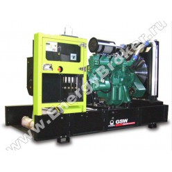 Дизельный генератор Pramac GSW110V