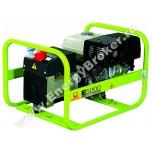 Бензиновый генератор Pramac E5000 (3 фазы)