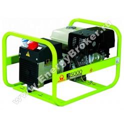 Бензиновый генератор Pramac E5000
