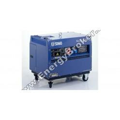 Генератор бензиновый SDMO ALIZE 7500 TE