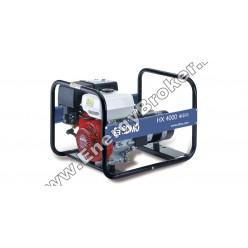Генератор бензиновый SDMO INTENS HX 4000
