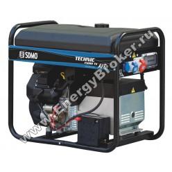 Бензогенератор SDMO TECHNIC 15000 TE AVR C