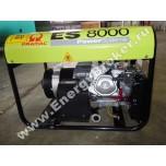 Бензиновый генератор Pramac ES8000 (3 фазы)