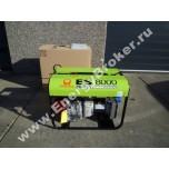 Бензиновый генератор Pramac ES8000 (1 фаза)