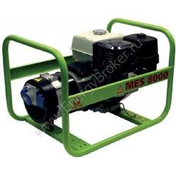 Бензиновый генератор Pramac MES 8000 (3 фазы)