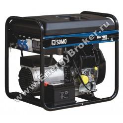 Генератор дизельный SDMO DIESEL 10000 E XL C