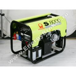 Дизельный генератор Pramac S 8000 (1 фаза)