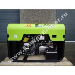 Бензиновый генератор Pramac S 12000 (1 фаза)