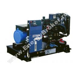 Дизельный генератор SDMO PACIFIC T16K