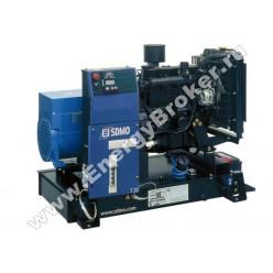 Дизельный генератор SDMO PACIFIC T22K