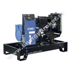 Дизельный генератор SDMO PACIFIC T33K