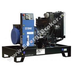 Дизельный генератор SDMO PACIFIC T44K