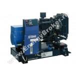 Дизельный генератор SDMO PACIFIC T17KM