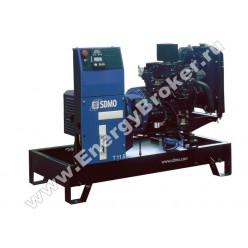 Дизельный генератор SDMO PACIFIC T12K