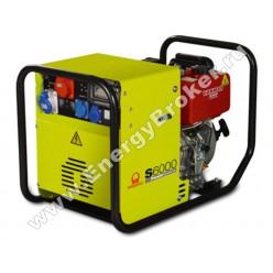 Дизельный генератор Pramac S 6000 (3 фазы)