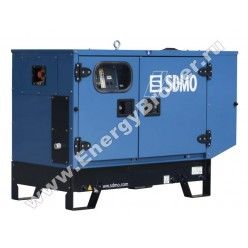Дизельный генератор SDMO T8HKM-IV