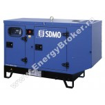 Дизельный генератор SDMO T11HKM-IV