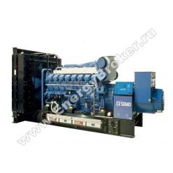 Дизель генератор SDMO PACIFIC II T1100