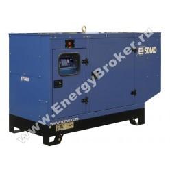 Дизельный генератор SDMO J77K-IV