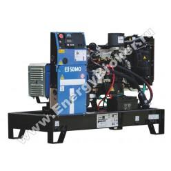 Дизельный генератор SDMO K12M