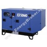 Дизельный генератор SDMO K12-IV