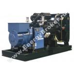 Дизельный генератор SDMO Oceanic D700