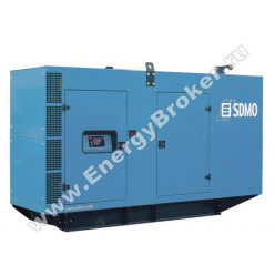 Дизель генератор SDMO Oceanic D275-IV