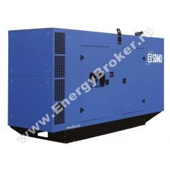 Дизель генератор SDMO Oceanic D300-IV