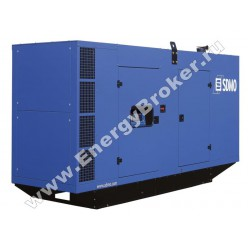 Дизель генератор SDMO Oceanic D330-IV