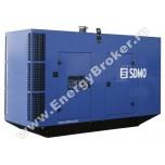 Дизель генератор SDMO Atlantic V400C2-IV