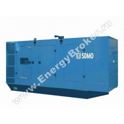 Дизель генератор SDMO Atlantic V630C2-IV
