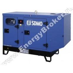 Дизель генератор SDMO PACIFIC T22K-IV