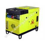 Дизельный генератор Pramac P6000s