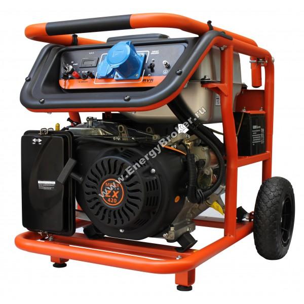 Бензиновый генератор 3800 генератор