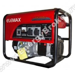 Генератор Sawafuji-Elemax SH 3900 EX-R