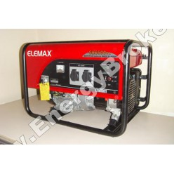 Генератор Sawafuji-Elemax SH 6500 EX-R