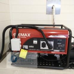 Генератор Elemax SH 7600 EX-RS (Sawafuji)