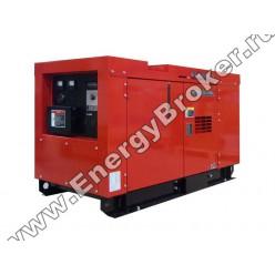 Дизельный генератор Elemax SHT 25D-R