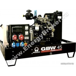 Дизельный генератор Pramac GВW45Y (3 фазы)