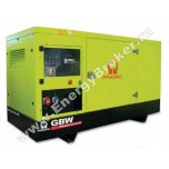 Дизельный генератор Pramac GSW110D в кожухе