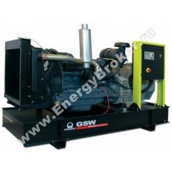 Дизельный генератор Pramac GSW 220D