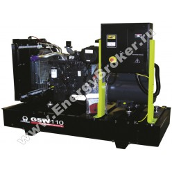 Дизельный генератор Pramac GSW110P