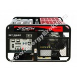Бензиновый генератор ZENITH ZH12000-3DXE