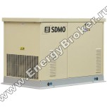 Газовый генератор SDMO RES16TEC