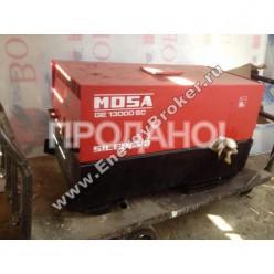 Генератор дизельный MOSA GE 13000 SC БУ