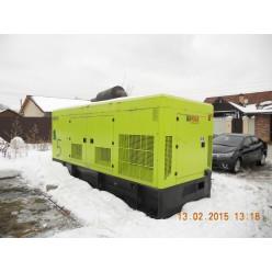 Генератор дизельный GenPower GVP 507 S БУ