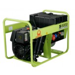 Дизельный генератор Pramac S9000 (3 фазы)