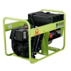 Бензиновый генератор Pramac S9000 (1 фаза)