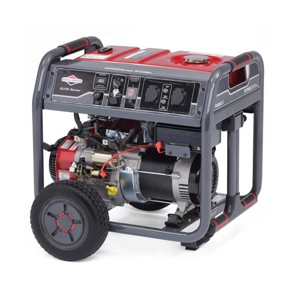 Маленький инверторный генератор